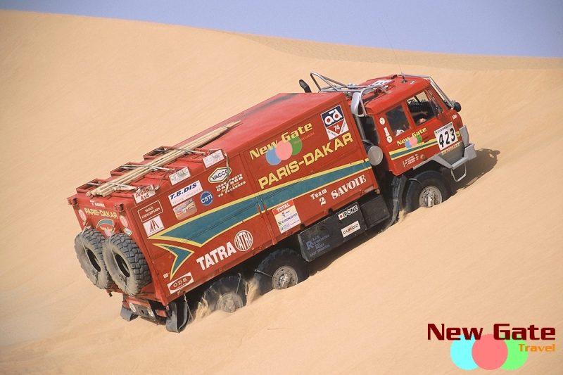 Camion Tatra en Mauritanie  (106)