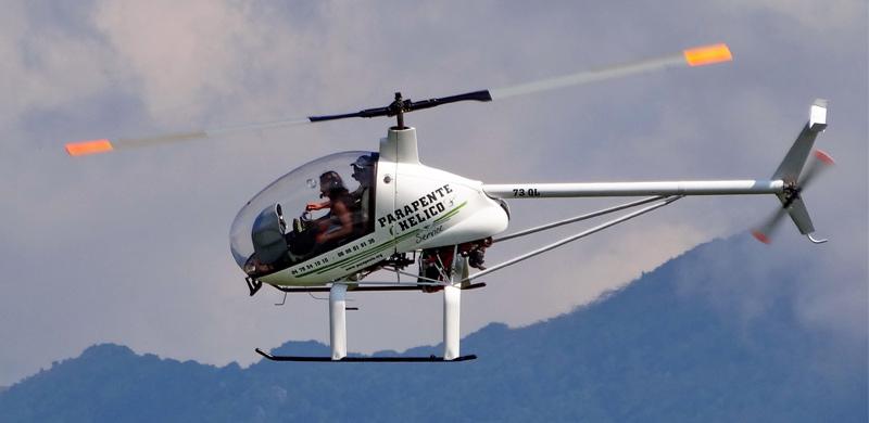 Vol baptême Hélicoptère