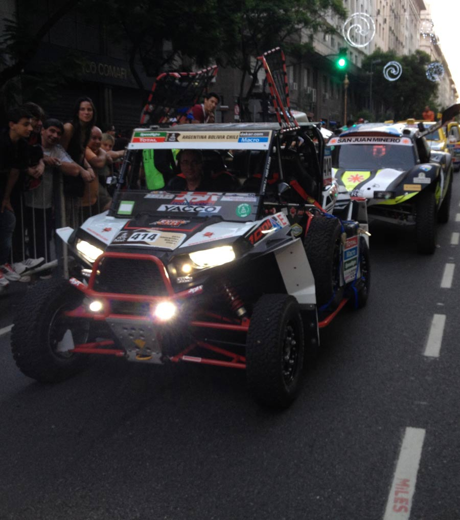 Départ-Dakar-2014