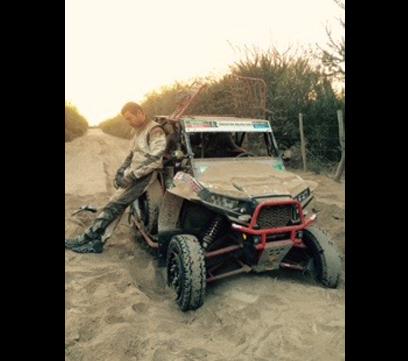 Fatigue Dakar 2014